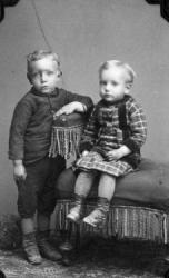 Everett L. and William Albert Portrait