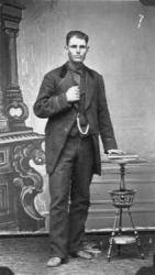 Samuel Lafayett Rawlins Young Man