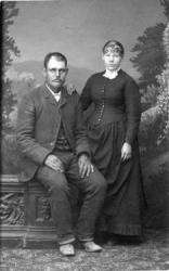 Samuel L. Rawlins and Sarah Elizabeth Van Orden