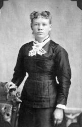 Sarah Elizabeth Van Orden Portrait
