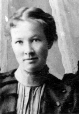 Cora May Burbank Rawlins
